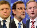 Schwere Schlappe für Robert Fico (Slowakei), Mariano Rajoy (Spanien) und Enda Kenny (Irland).