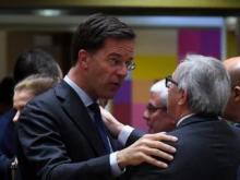 """Das Wahlergebnis in den Niederlanden wird als """"Sieg der Demokratie"""" gepriesen."""
