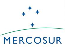 Die MERCOSUR Flagge