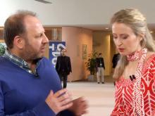 EU Infothek im Gespräch mit Judith Merkies, MEP(NL)