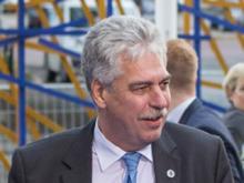 Hans Jörg Schelling: Groß, doch nicht groß genug, um als Chef der Euro-Gruppe zu fungieren?