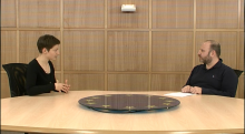 EU Infothek im Gespräch mit Ska Keller