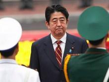 Shinzo Abe, der neue Regierungschef Japans