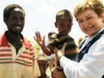 EU-Kommissarin Kristalina Georgieva während des EU/African Union Commission Meeting in Addis Ababa