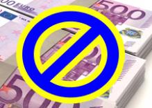 Warum Europa gezwungen ist, Bargeld zu verbieten!