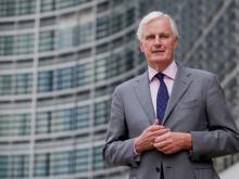 """EU-Kommissar Michel Barnier: """"Jetzt ist Zeit zum Handeln."""""""