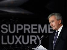 Multimilliardär Bernard Arnault