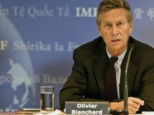 Olivier Blanchard, Economic Counsellor, IMF
