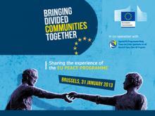 EU-Regionalpolitik: Vertrauensbildung in gespaltenen Gemeinschaften