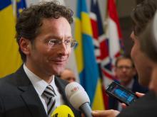 Dijsselbloem zum Vorsitzenden der Eurogruppe gewählt