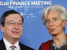M.Draghi, C.Lagarde