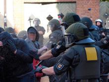 Bekämpfung des gewaltbereiten Extremismus
