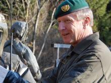 Generalmajor Dieter Heidecker