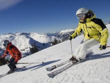 Wintersport am Hochkar