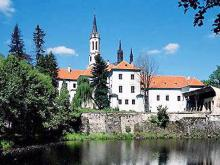 Zisterzienserkloster Hohenfurth in Südböhmen