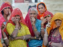 Gewalt gegen Frauen in Indien