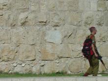 Die Grenze zwischen Israel und Ägypten ist heiß