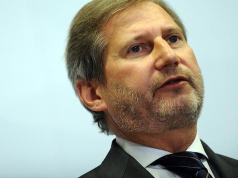 | EU-Topjobs - Hahn für EU-Verkehrsressort im Gespräch