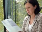 Věra Jourová, EU-Kommissarin für Justiz, Verbraucher und Gleichstellung