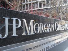 Die größte US-Bank JP Morgan