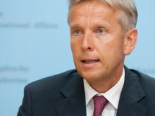 Reinhold Lopatka, Staatssekretär im Außenministerium