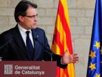 Der katalanische Regierungschef Artur Mas