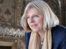 Die konservative Innenministerin Theresa May steht unter Dauerbeschuss.