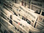 Zwei Drittel der Befragten sind der Ansicht, dass ihre nationalen Medien vielfältige Ansichten und Meinungen bieten.