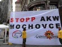 Mochovce: Von wegen Baustopp
