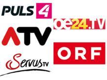 Montage TV Sender