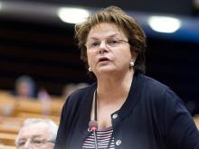 """Niki Tzavela: """"Erneuerbare Energie wird ins Zentrum der EU-Energieversorgung rücken"""""""