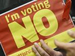 Schottland sagt «NO»