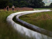Tschechische Druzhba Pipeline