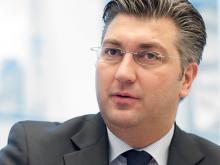 """Andrej Plenković: """"Kompromisse zwischen den verschiedenen politischen Gruppen aushandeln."""""""