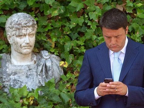 | Zwischen Rezession und Deflation: Renzi immer stärker unter Druck