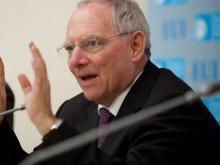 Die merkwürdige Integrationsmethode des Dr. Schäuble