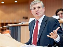 Tonio Borg, EU-Kommissar für Gesundheit und Verbraucherpolitik