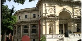 Bild: Casa dell'Architettura/House of Architecture in Rom