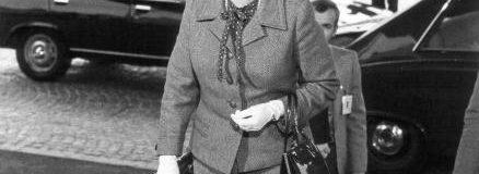 Am 8. April starb die ehemalige britische Premierministerin Margaret Thatcher