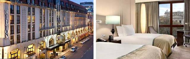 Hilton Hotel - Berlin