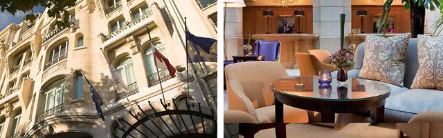 Paris Marriott Hotel Champs-Elysees