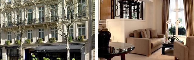 Hyatt Regency Paris - Madeleine