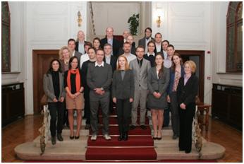 Projektkonsortium von Attract-SEE