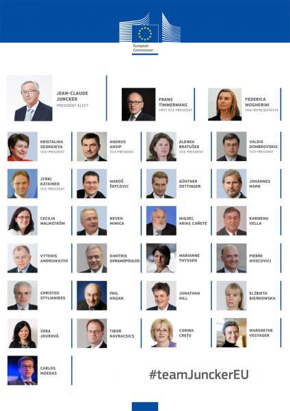 Die Juncker-Kommission