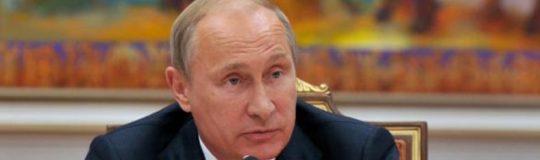 Vladimir Putin, Präsident von Russland. © European Union, 2014