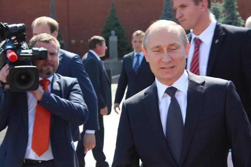 Russlands Präsident Wladimir Putin. © EU-Infothek