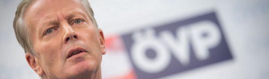 Bundeskanzler Kern setzte vor allem das Team um Vizekanzler Reinhold Mitterlehner gehörig unter Druck. © ÖVP / Fotograf: Jakob Glaser