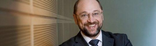 Martin Schulz führt die SPD in die Bundestagswahlen. © Bild: martinschulz.eu