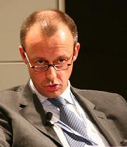 Friedrich Merz/FDP © cc Wikipedia Harald Dettenborn.
